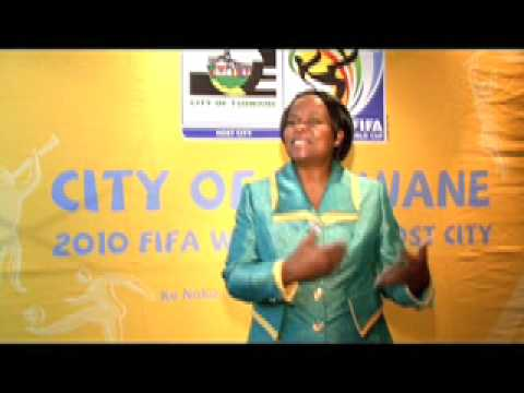 Tshwane gets ready for 2010 World Cup