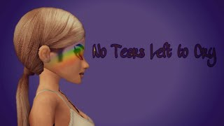 |No Tears Left to Cry| - Avakin Life Music Video