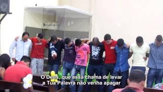 Oração aos jovens   Igreja Presbiteriana Bairro Manoel Maia