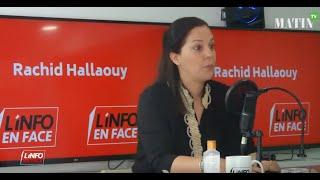 L'Info en Face éco Ghizlane Maghnouj El Manjra