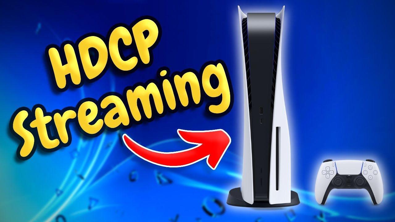 Wild4Games - All Capture Card Streamers Do This On The PS5 - Disabling HDCP & Why!