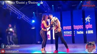 Daniel y Desiree [One Call Away] @ Eventopeople 2016