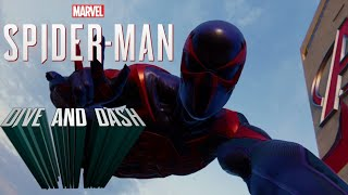 Marvel Spider-Man PS4 side mission - Dive and Dash HD