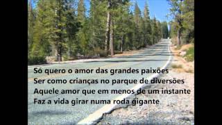 Biquini Cavadão - Roda Gigante (letra)