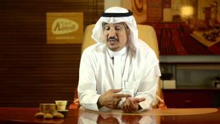 Entrepreneur Abdullah Al-Aqeel and the top of the universe factory