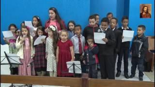A graça de Deus revelada  Crianças