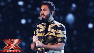 Andrea Faustini sings Beyoncé's Listen | Live Week 3 | The X Factor UK 2014