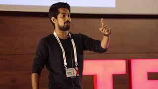 An extra Eye, An extra Ear, An extra Heart | Joseph Annamkutty Jose | TEDxSJCETPalai