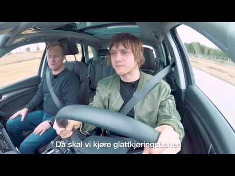 Driving experience - Vision Zero - Episode 2: Teksting i bil