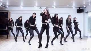 SNSD(少女時代 소녀시대)/Run Devil Run dance cover by MHSD♡美華時代