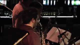 ESCALANDRUM : LIBERTANGO -Boris Jazz Club- Buenos Aires 22-03-2014