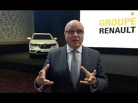 Video : Automobile : Un bilan 2017 exceptionnel pour le Groupe Renault Maroc