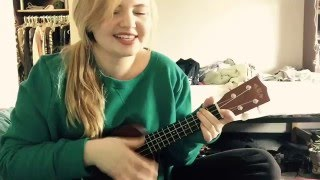 Don't Let Me Down (The Chainsmokers/Daya) - Ukulele Cover