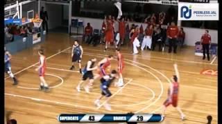 2012 Prelim Finals - Geelong v Bendigo - Plays of the Night