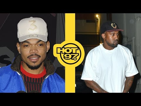 Kanye West To Produce Chance The Rapper's Next Album!