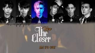 VIXX - THE CLOSER Color Coded Lyrics + MV [Rom/Eng/Han] HD