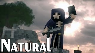 🎵Natural🎵Minecraft Parody Imagine Dragons (Cover)