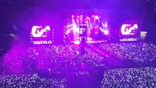 Coldplay - Paradise 07 04 2016 (Allianz Parque São Paulo Brasil)