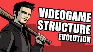 Videogame Structure Evolution