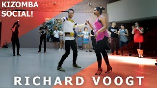 Chama Meu Nome / Richard Voogt Kizomba Dance @ On The Wave Kizomba Festival 2017