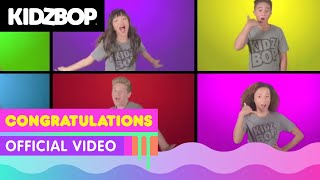KIDZ BOP Kids –Congratulations (Official Music Video) [KIDZ BOP 36]