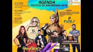Prefeita Aldara Pinto divulga as atrações culturais para os festejos de Santo Antônio, em Jerumenha.