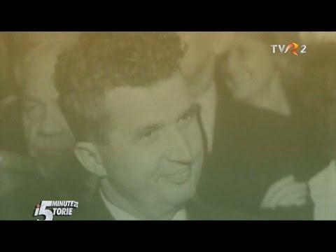 Ultima apariţie a lui Nicolae Ceauşescu la balconul Comitetului Central