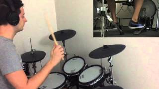 Mastodon - Mother Puncher (Drum Cover)