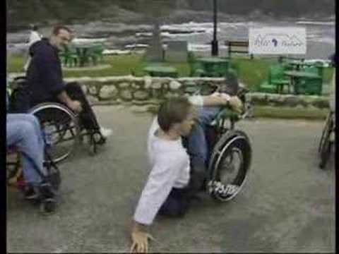 Wheelchair adventure in South Africa part 1