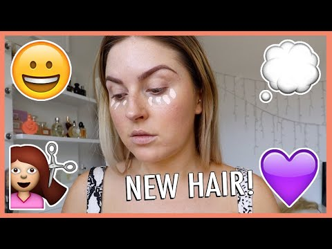 finally bleaching my hair ? Vlog 643