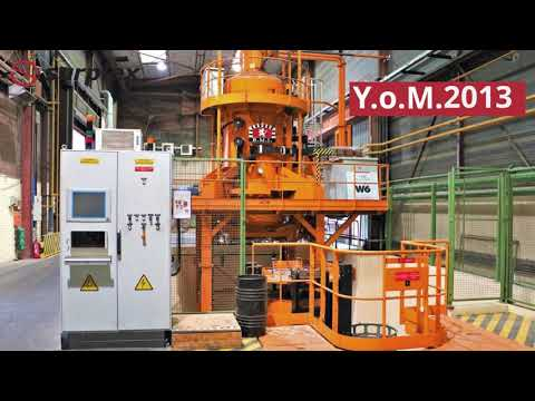 BMI VSE85TC260 Vacuum Furnace for Low Pressure Carburizing and Inert Gas Pressure Hardening