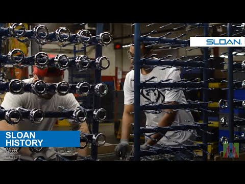 Sloan Manufacturing Award Video