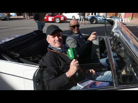 Video : Rallye Maroc Classic, 5e étape : Incursion dans la Vallée du safran et la plaine du Souss