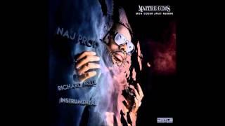 Naj Prod - Richard mille de Maitre Gims feat Insolent (INSTRUMENTAL)