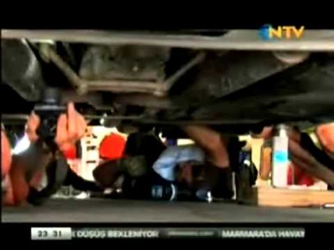 NTV / Saffet'in Garajı / 24H Barcelona - Borusan Otomotiv Motorsport