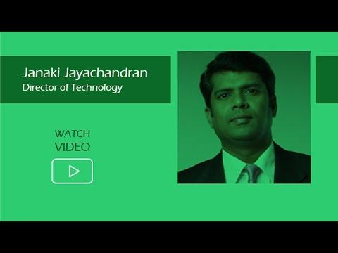 Janaki Jayachandran at Aspire Systems Digital