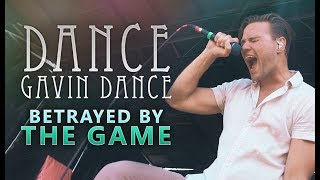 "Dance Gavin Dance - ""Betrayed By The Game"" LIVE! Vans Warped Tour 2017"