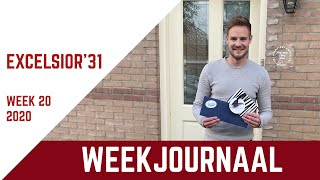 Screenshot van video Excelsior'31 weekjournaal - week 20 (2020)