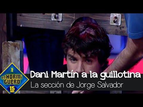 ¿Recuerdas la broma de la 'guillotina' de Dani Martín? Así se hizo – El Hormiguero