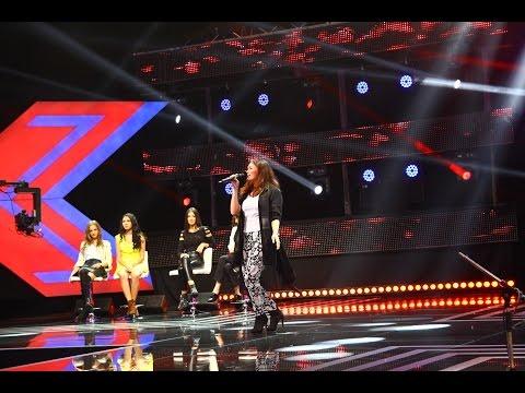 Zara Larsson - Never Forget You. Izabela Simion la X Factor!