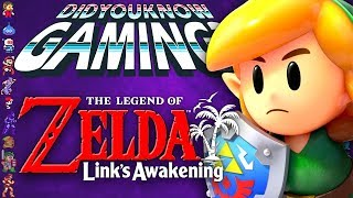 Zelda Link's Awakening - Did You Know Gaming? Feat. Remix (Nintendo Switch)