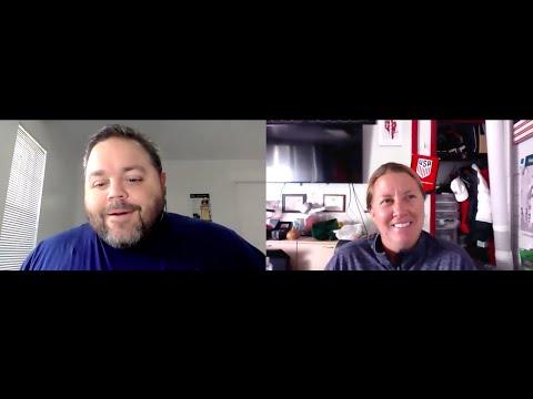 Talking Grammer podcast: UNM Lobo women's soccer coach Heather Dyche