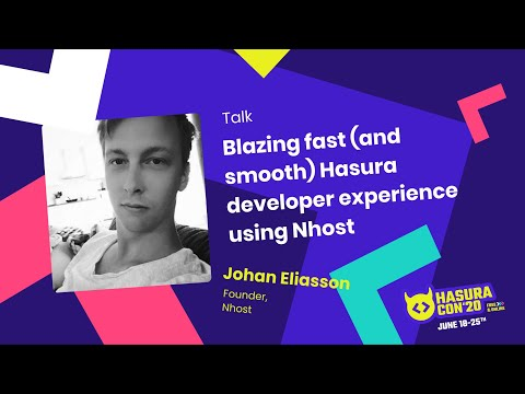 Blazing fast (and smooth) Hasura developer experience using Nhost