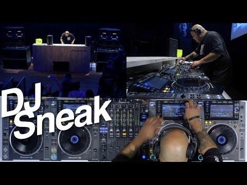 DJ Sneak - DJsounds Show
