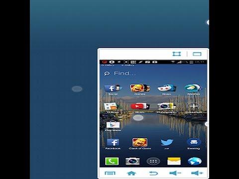 طريقة تصغير شاشة نوت 3 لاستخدامه بيد واحدة في جميع البرامج
