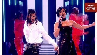 Whitney Houston tribute act Belinda Davids ft 'Michael Jackson' - Even Better Than the Real Thing