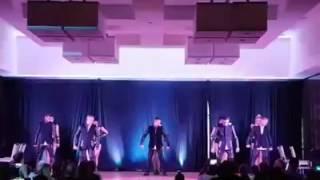 Sensual bachata team Often performance