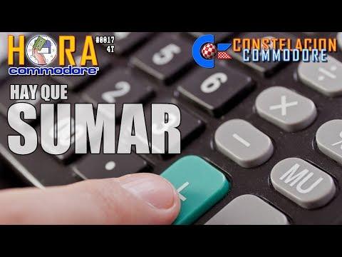 La Hora de Commodore #0017(4T) - Hay que Sumar