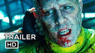 DEADPOOL 2 Final Trailer (2018) Ryan Reynolds Marvel Superhero Movie HD
