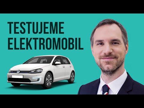 Testujeme elektromobil VW e-Golf